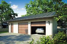 Projekt garażu Z 39